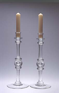 Tear Drop Candlesticks